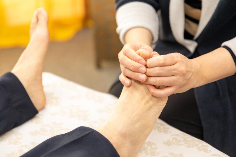 冷え性体質改善につながる歩行と身体動作のルーツ
