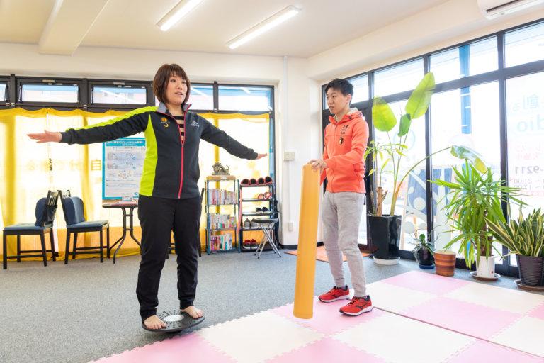 冷え症改善には筋トレより姿勢を正すこと